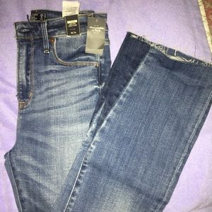 Flare High Waisted Jeans
